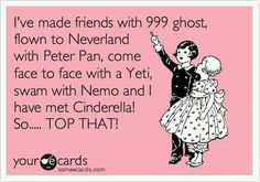 No one can top my magical friends!