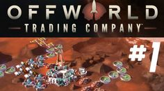 Offworld Trading Company PC Game Download