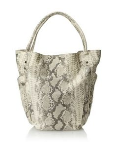 House of Harlow 1960 Women's Phoenix Snake Tote Bag (Natural) on sale today 2/8