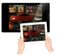 mirror iPad to Mac