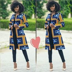 32 Ankara Kimono Styles 2019 : Stunning African Fashion Styles in Vogue - Zainee. from Diyanu - Ankara Dresses, Shirts & African Fashion Ankara, Latest African Fashion Dresses, African Print Dresses, African Print Fashion, Africa Fashion, African Style Clothing, African Dress Styles, African Attire, African Wear