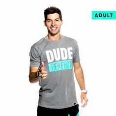 Dude Perfect Epic Shot Tee