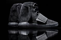5762be323072f r Sneakers - Adidas Yeezy Boost 750 Black by Shoe Palace