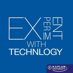 """See how taking a Kaplan University class on the go really puts the """"smart"""" in """"smartphone."""""""