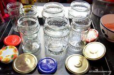 cum se sterilizeaza borcanele pentru conserve dulceata compot muraturi