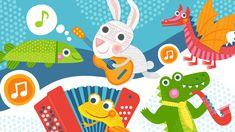 100 lastenlaulua: Soiva Siili: Ruuneperi | Audio Areena Underwater Cartoon, Ocean Quilt, Sea Illustration, Mandala Doodle, Free Characters, Special Kids, Kawaii Doodles, Drawing For Kids, Sea Creatures