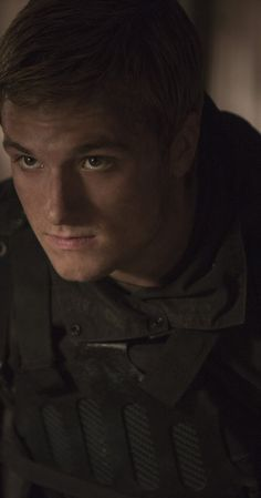 Josh Hutcherson as Peeta Mellark - Mockingjay