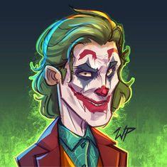 Joker Film, Joker Art, Joaquin Phoenix, Batman Comics, Dc Comics, Clown Names, Joker Sketch, Persona 5 Joker, Joker And Harley