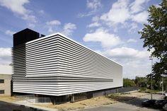 UZ Leuven - Kopstation and Datacenter, Belgium - de Jong Gortemaker Algra