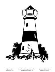 46 Best Lighthouse clipart & silhouette images in 2020