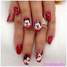 Instagram photo by   20nailstudio  nail nails nailart