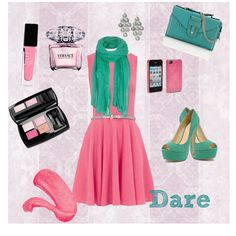 Dare, created by kgiulietta on Polyvore