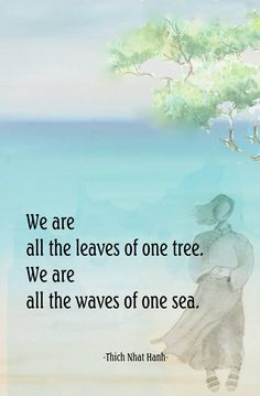 freestylehippiesoul - terracemuse:   We are all the waves of one sea....