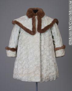 Child's Coat 1907 The McCord Museum