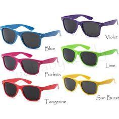 multicolor wayfarer sunglasses - Google Search