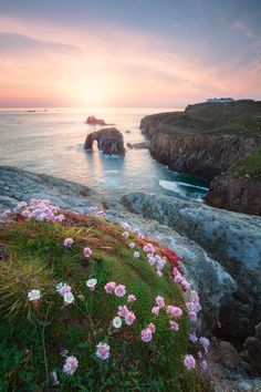~~Lands End western tip of Cornwall, England, UK by Michael Breitung~~ Cornwall England, England Uk, Oxford England, Yorkshire England, Yorkshire Dales, London England, Lands End Cornwall, Places To Travel, Places To See