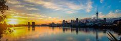 Auckland Sunrise