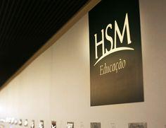 Aplicativo Linkedin para HSM Educação