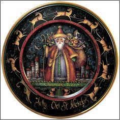 Jolly Old Saint Nickolas 2000 - JP3258