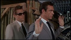 Felix with Bond - Dr. No