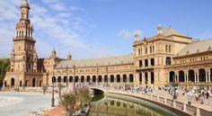 Günstiger Flug nach Sevilla Neu: Mit SunExpress nach Sevilla!