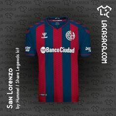 SuperLiga Argentina by Hummel Sports, Avengers, Tops, Football, Buenos Aires Argentina, Soccer Jerseys, Men's Apparel, Display, Hs Sports