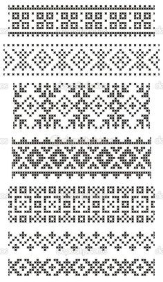 Thrilling Designing Your Own Cross Stitch Embroidery Patterns Ideas. Exhilarating Designing Your Own Cross Stitch Embroidery Patterns Ideas. Fair Isle Knitting Patterns, Knitting Blogs, Knitting Charts, Loom Knitting, Knitting Stitches, Knitting Tutorials, Knitting Machine, Free Knitting, Cross Stitch Borders