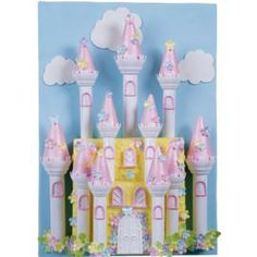 Castle Cake by