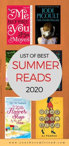Your ultimate 12 best summer beach reads are here. From historical fiction to chicklits.A set great books for women and teens to add in their holiday reads Summer Reading Program, Summer Reading Lists, Beach Reading, Reading Nook, Best Summer Reads, Best Beach Reads, Best Books To Read, Great Books, My Books