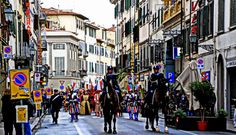 Easter Parada in Florence