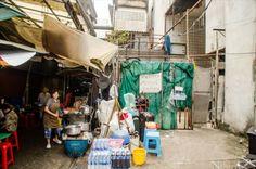 火災で廃墟となったバンコクのショッピングモール 周辺住民により地下部分が手作りの観光地に - http://naniomo.com/archives/7144