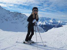 all black ski style!