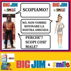 Big Jim & Smile: Scopamici - Zorak Big Jim, Lol, Bad Timing, Memes, Vintage, Tecnologia, Bead, Meme, Vintage Comics