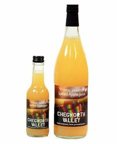 Chegworth Valley supply us with their wonderful fruit juices. Apple Juice, Fruit Juice, Spiced Apples, Juicing, Hot Sauce Bottles, Spices, Packaging, Favorite Recipes, Drinks
