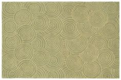 AreaRug Lakeland - 3K090 - Green - Flooring by Shaw