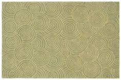 AreaRug Lakeland - 3K090 - Green - Flooring by Shaw