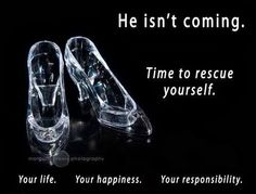 Be responsible for your own happiness... #quote