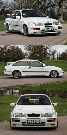 New Beautiful Cars Mustangs Ideas Ford Sierra, Classic Sports Cars, Classic Cars, Best Cars For Teens, Audi Cars, Car Ford, Modified Cars, Rally Car, Sport Cars