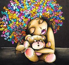 Une Street Artiste française crée de magnifiques fresques colorées                                                                                                                                                     Plus