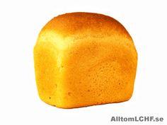 LCHF-bröd | Allt om LCHF