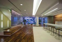 Nilan Johnson Lewis collaborative lounge space