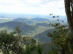 Bunya Mountains National Park, Queensland, Australia. A beautiful part of our world, full of history and heritage.