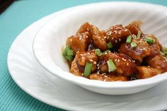 General Tso's Chicken I One Lovely Life