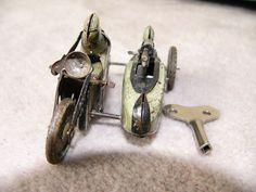 antik, Kellermann K-342 Militär-Motorrad-Gespann mit MG   eBay