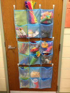 Miss Lang's Class: IKEA in the Classroom  Cute organization bins