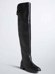 Over The Knee Tall Boots (Wide Width & Wide Calf) | Torrid