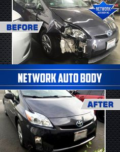 #TransformationTuesday here at Network Auto Body. If you are in need of repair come to us! Your car will be restored to its original condition, just like this car! Check our website to see if your car is certified with Network Auto Body. #Trust #NetworkAutoBody #Luxury #Love #Your #Vehicle #Auto #AutoBody #LA #New #Paint #Car #PicOfTheDay #Amazing #Wheels #Rims #Repairs #Transformation #Makeover #Vehicles #California #Cars #Of #LosAngeles