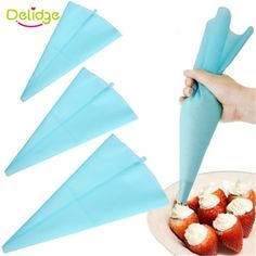 Piping Bags Icing Bag Nozzles Set Tool Dessert Decorators Cake Decorating Cream Syringe Tips Muffin Cake Bakeware Cake Tools from Reliable cake wrap suppliers on delidge Official Store. $0.92
