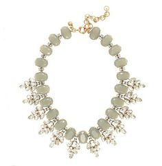 J.Crew CRYSTAL LEAVES STATEMENT NECKLACE http://www.aliexpress.com/store/product/CRYSTAL-LEAVES-STATEMENT-NECKLACE-Glass-crystal-stones-leaf-like-collar-necklace-New-items-High-quality-Free/626824_1158485912.html
