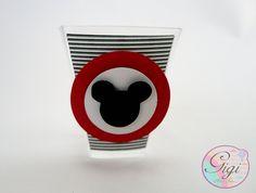 Copinho de doce de colher Mickey Mouse